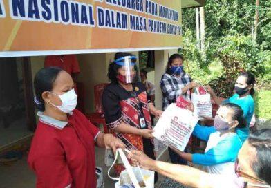Sebanyak 154 Kader UPPKS Di Ambon Dapat Paket Bantuan Dari BKKBN Maluku