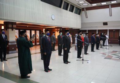 Restrukturisasi Organisasi Rampung, Kepala BKKBN Lantik Pejabat Tinggi Pratama Sesuai Dengan Organisasi dan Tata Kerja Baru
