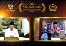 BKKBN Menerima Anugerah Keterbukaan Informasi Publik 2020